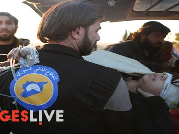 The first phase of evacuation of those injured and sick together  with their families has begun in Aleppo. Ambulances and fourteen buses have taken people from Eastern Aleppo to the rebel-hold area of RashideenThe first phase of evacuation of those injured and sick together  with their families has begun in Aleppo. Ambulances and fourteen buses have taken people from Eastern Aleppo to the rebel-hold area of Al-Rashiden